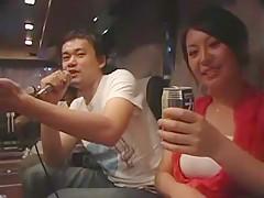 Horny Japanese whore Ai Takeuchi in Amazing Gangbang, Reality JAV video