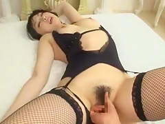 Amazing Japanese chick Saori Hara in Exotic Cunnilingus, Big Tits JAV clip