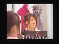 Incredible Japanese girl Iori Uno in Crazy Group Sex, Dildos/Toys JAV video