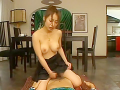 Crazy Japanese model Mika Kayama in Hottest Masturbation, Solo Girl JAV video