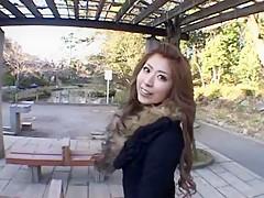 Crazy Japanese chick Haru Sakuraba in Exotic Solo Girl JAV video