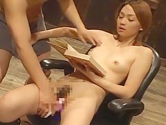 Crazy Japanese chick Riri Yuki, Tomoko Hasegawa, Aoi in Incredible Fetish, Dildos/Toys JAV video