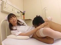 Crazy Japanese chick Mana Haruka in Horny Small Tits, POV JAV movie