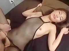 Horny Japanese model Aoki Misora in Crazy POV, Blowjob JAV clip
