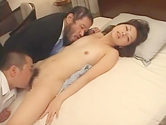 Horny Japanese model Tsubaki Katou in Exotic Cunnilingus, Cumshots JAV scene