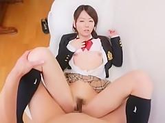 Fabulous Japanese girl Yurika Miyaji in Hottest Hairy, Blowjob JAV scene