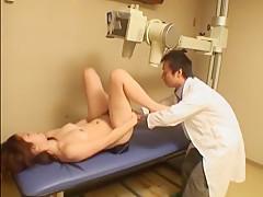 Fabulous Japanese chick in Best Medical JAV video