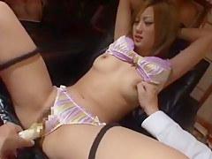 Exotic Japanese chick Aika in Fabulous Dildos/Toys, BDSM JAV scene