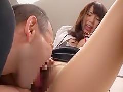 Exotic Japanese whore Yuria Ayane in Horny Secretary, Big Tits JAV scene