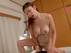 Incredible Japanese whore Reiko Kobayakawa in Horny Doggy Style, Blowjob JAV clip