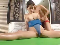 Hottest Japanese chick Miki Sato in Crazy Blowjob, Fetish JAV scene