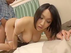 Crazy Japanese whore Yuuna Hoshisaki in Best Big Tits, Handjobs JAV video