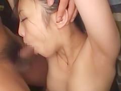 Horny Japanese slut Aika Nose, Neiro Suzuka, Shizuka Kanno in Hottest Blowjob, Close-up JAV clip