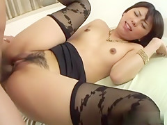 Horny Japanese whore Maho Sawai in Best JAV uncensored Hardcore scene