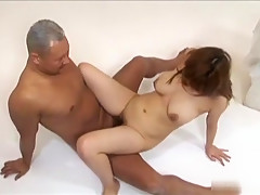Amazing Japanese whore in Hottest JAV uncensored Blowjob clip
