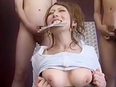 Amazing Japanese whore Reon Otowa in Exotic Facial, Cunnilingus JAV scene