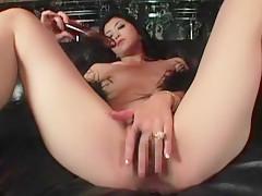 Amazing Japanese chick Maki Hojo in Horny Masturbation, Solo Girl JAV video