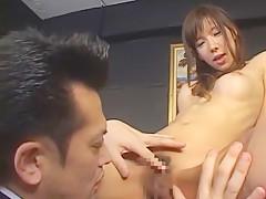 Incredible Japanese whore Serina Hayakawa in Best Blowjob, Swallow JAV clip