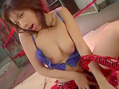 Fabulous Japanese girl Riko Tachibana in Horny Dildos/Toys, Masturbation JAV clip