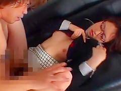 Horny Japanese whore Ryoko Mitake, Akiho Yoshizawa, Naho Ozawa in Fabulous 69, Big Tits JAV video