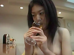 Exotic Japanese whore Mimi Yuuki, Riko Tachibana, Madoka Kikuhara in Crazy Swallow, Blowjob JAV video