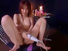 Crazy Japanese slut Ryo Mishima in Amazing Blowjob, POV JAV movie