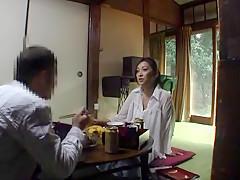 Fabulous Japanese slut in Horny Couple JAV movie