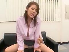 Exotic Japanese model Riko Miyase in Horny Cumshots, Dildos/Toys JAV clip