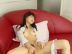 Incredible Japanese chick Hirono Imai in Exotic Masturbation, Secretary JAV scene