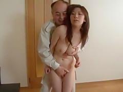 Best Japanese girl Harumi Asano in Exotic Lingerie, POV JAV scene