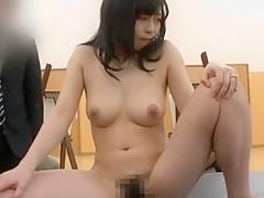 Best Japanese girl Mio Fujisawa, Imai Natsumi in Horny Striptease, Big Tits JAV scene