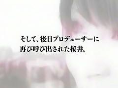 Best Japanese chick Aya Sakurai in Fabulous Facial, Handjobs JAV movie