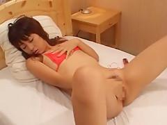 Hottest Japanese chick Aika Miyazaki in Incredible Striptease, Solo Girl JAV movie