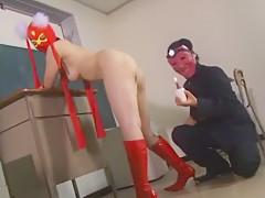 Best Japanese girl Yui Hatano in Horny BDSM, Fingering JAV scene