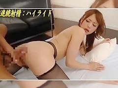 Fabulous Japanese girl Akiho Yoshizawa in Amazing Fingering, Handjobs JAV video