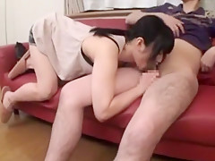 Fabulous Japanese model in Best Ass, Softcore JAV movie