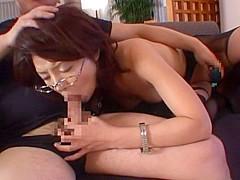 Hottest Japanese slut Riko Tanaka in Incredible Fetish, BDSM JAV video