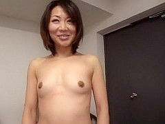 Fabulous Japanese slut Risako Komatsu in Amazing Striptease, Solo Female JAV clip