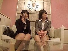 Best Japanese model Natsume Inagawa, Nano Ogawa, Maki Takei in Horny JAV scene